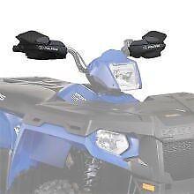 Polaris New OEM ATV Sportsman Hand Brush Wind Guard And Mount Kit BLACK  Touring