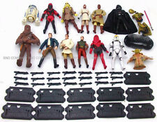 "Lot 14PCS STAR WARS Darth Vader Yoda Driod Chewbacca 3.75"" Figure Movie Toy Gift"