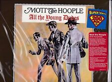"MOTT THE HOOPLE ""ALL THE YOUNG DUDES"" 200 GRAM SUPER VINYL REISSUE DAVID BOWIE"