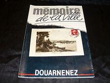 Mémoire De La Ville N° 6 Douarnenez Bretagne Marine Finistère