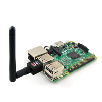 Raspberry Pi USB WiFi Wireless Booster Adapter LAN with Antenna