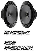 "AUDISON prima APX 6.5 6.5 "" 17cm Coassiale Auto Stereo Speaker 70W RMS - 1 Paio"
