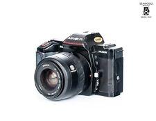 Minolta Maxxum 5000 35mm Camera With 35-70mm Lens