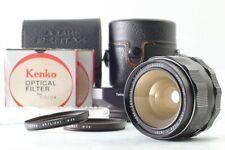 [Mint] Pentax Super Takumar 28mm f/3.5 M42 w/Case + Hood + Fiter From JAPAN