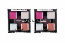 LOT OF 2 - REVLON Lipgloss Palette - Bordeaux In The Snow  SOLD BY ANABALE.COM
