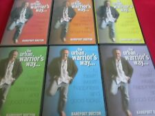 BAREFOOT DOCTOR THE URBAN WARRIORS WAY TO HEALTH WEALTH HAPPINESS.. AUDIO CDS