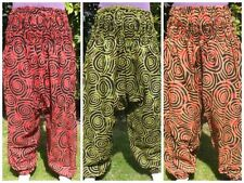 Cotton Harem Trousers Size Petite High for Women