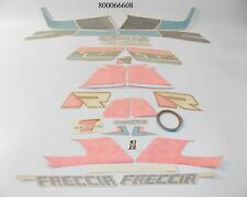 NOS OEM CAGIVA 1989 FRECCIA 125 C12R STICKER DECAL SET 800066608