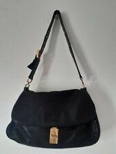 Sac Prada en Cuir Noir Prada Leather Bag