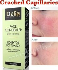 Delia FACE Consealer 10 ml GREEN Corrector with Chestnut Extract