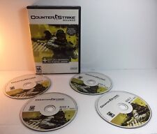 PC CD ROM Counter Strike Source ( PC 2005 )