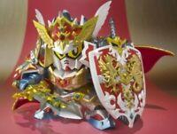 NEW SDX SD Gundam Gaiden King Gundam II Figure Tamashii Web Bandai