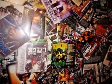 Lot of (5) NYC HIP HOP RAP DJ MIX CD's MIXTAPE CD GRAB BAG! ASSORTED DJs/Artist