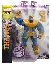 Marvel Select Thanos Action Figure with girlfriend - Death