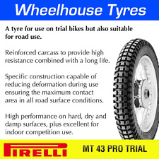 2.75-21 45P Pirelli MT43 Trial Pro T/L