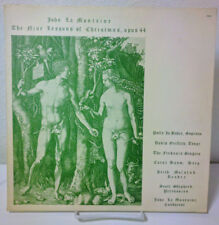 John La Montaine, Nine Lessons of Christmas, Fredonia Discs LP, FD-6, VG+/NM