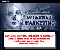 Schnellstart-Anleitung Internet Marketing - Sima 1.0 - PLR-/Reseller-Projekt