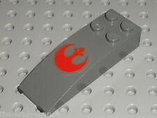 LEGO Star Wars DkStone slope brick ref 44126 / set 7668 Rebel Scout Speeder