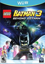 LEGO Batman 3: Beyond Gotham Wii-U New Nintendo Wii U, nintendo_wii_u