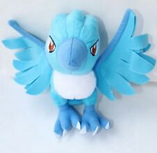 "ARTICUNO 7"" Pokemon Go Legendary Blue Bird Plush Toy Stuffed Animal Pokémon USA"