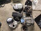Hodaka Dirt Squirt Webco Head Motor #p84444 Low End Turns Nice For Rebuild 100cc