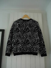 Whistles Jumper Sweater Statement Top Animal Sculpture Knit Small UK 8/10