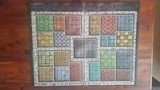 Vintage Hero Quest Game Board Only Heroquest Replacement Board good condition