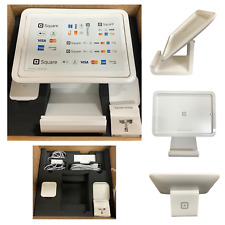 Square Payment S089 Pos Stand for iPad with Chip Reader Dock and Cables