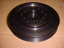 Blower Supercharger ACCESSORY DRIVE SERPENTINE BELT V-PULLEY HUB BBC CHEVY FORD