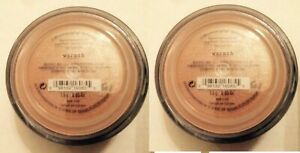 bareMinerals Bare Escentuals Warmth All-Over Face Color 1.5g  PACK OF 2