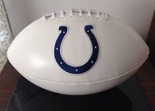 NFL Signature Series Full Size Rawlings Football  Indianapolis Colts