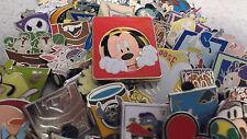 Disney Trading Pins_100 Pin Lot_Free Priority Mailing_No Duplicates_Grab Bag Mix