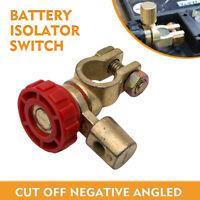 12V/24V Car Van Truck Boat Battery Isolator Disconnect Cut Off Power Kill Switch