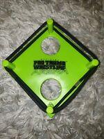 Novelty Thumb Wrestling Ring - Green - Xmas Gift