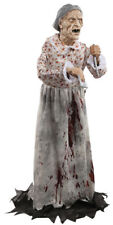 Morris Costumes People Granny Large Halloween Decorations & Props. MR124394