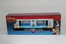 lionel #82914 Disney Operating  Aquarium Car