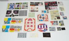 Lot of 24 Gobot Transformers G.I. Joe Stickers Star Wars Mask Vintage