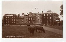 GALLOWAY HOUSE, GARLIESTOWN: Wigtownshire postcard (C21244)