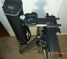 Manfrotto 3046 Tripod with Head 3418 Head Excellent Condition