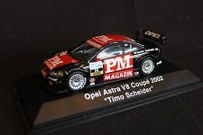 Schuco Opel Astra V8 Coupé 2002 1:43 #14 Timo Scheider (GER)
