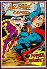 "DC_ACTION COMICS # 361_VFN+_(1968)_""THE POWER OF THE PARASITE!""2ND APP PARASITE."