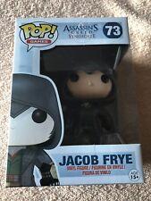 Jacob Frye Hooded Funko Pop Vinyl Figure #73 Assassins Creed Syndicate In Hood