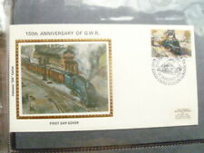 1984 150th Anniversary  G.W.R. Silk  FLYING SCOTSMAN  COVER