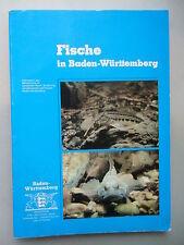 Fische Baden-Württemberg Ergebnisse Fischartenkartierung Bestandsuntersuchung