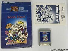 Atari XE - Food Fight