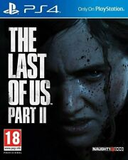 The Last of  Us Parte II 2 PS4 Edición de España
