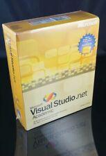 (NEW, SEALED BOX) Microsoft Visual Studio Professional .net 2003 Immaculate Cndt