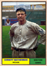 CHRISTY MATHEWSON 61 ACEO ART CARD ### BUY 5 GET 1 FREE ## or 30% OFF 12 OR MORE