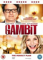 Gambit (DVD 2013) Colin Firth