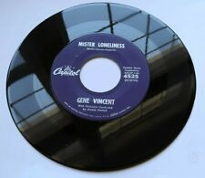 Gene Vincent 45 - Mister Loneliness / If You want My Lovin' Capitol 4525 VG+